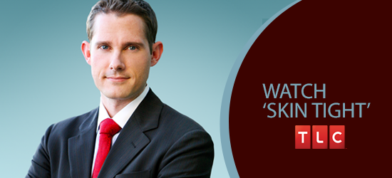 Watch Dr. Kerr on TLC's Skin Tight, featuring weight loss patients at his Austin practice.