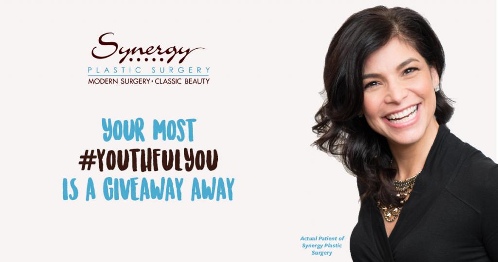 Synergy Plastic Surgery #YouthfulYou giveaway